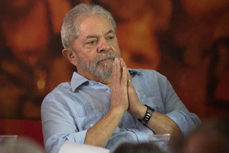SP - LULA-CUT - GERAL - O ex-presidente Luiz Inácio Lula da Silva participa de evento para discutir sua eventual candidatura às eleições presidenciais de 2018, na sede da Central Única dos Trabalhadores (CUT), na região central de São Paulo (SP), na manhã desta quinta feira (25), 25/01/2018 - Foto: PAULO LOPES/FUTURA PRESS/FUTURA PRESS/ESTADÃO CONTEÚDO